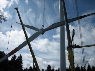 Uwe Leonhardt Entwicklungen in der Windbranche